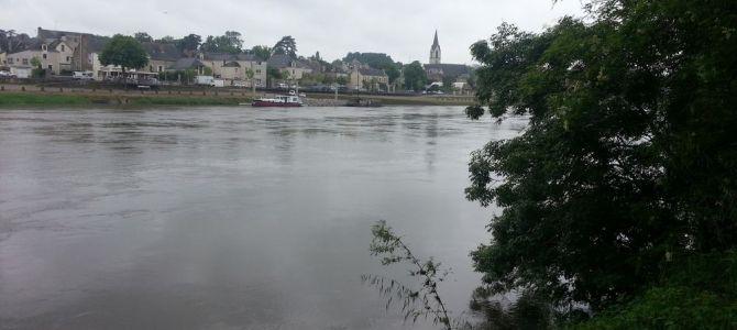 Balade en solitaire entre Angers et Ancenis – La Loire à Vélo