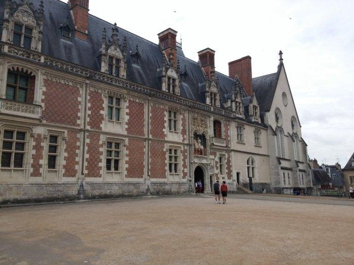Le château de Blois