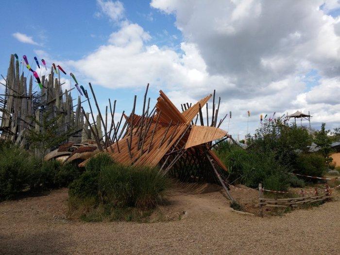 Le jardin étoilé - Paimbœuf