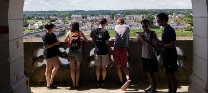 La Loire à vélo : Saumur – Blois entre amis !