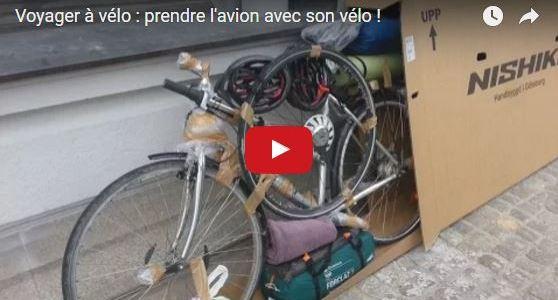 [Vidéo] Prendre l'avion avec son vélo