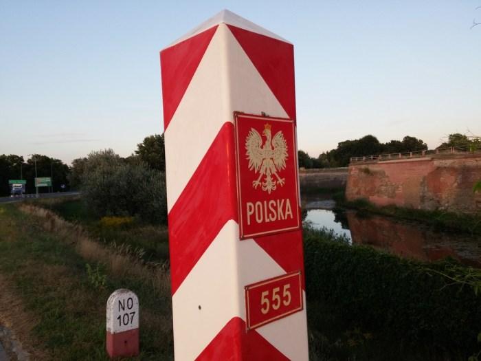 La frontière germano-polonaise