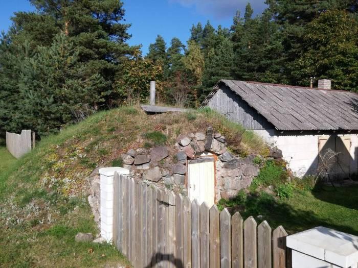 Un trou de Hobbit en Estonie