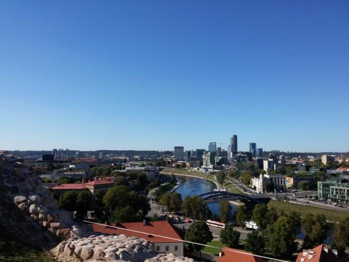La Vilnius moderne