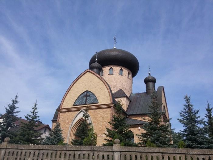 Eglise à Gorzow