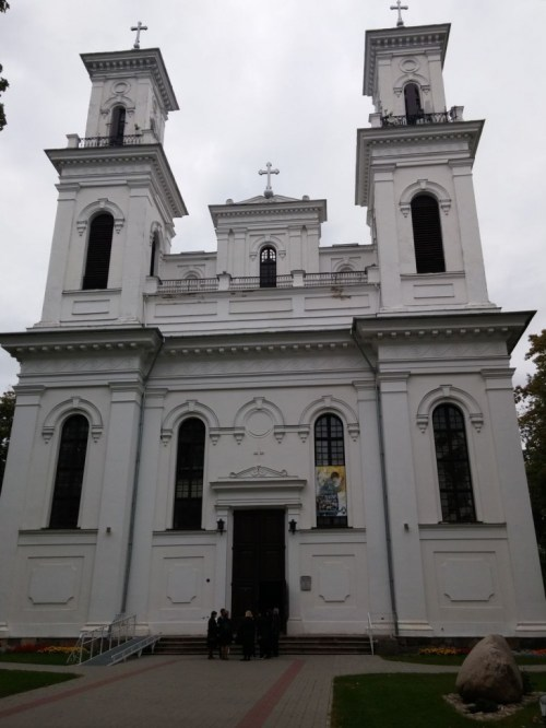 Eglise saint-Jean-Baptiste de Birzai