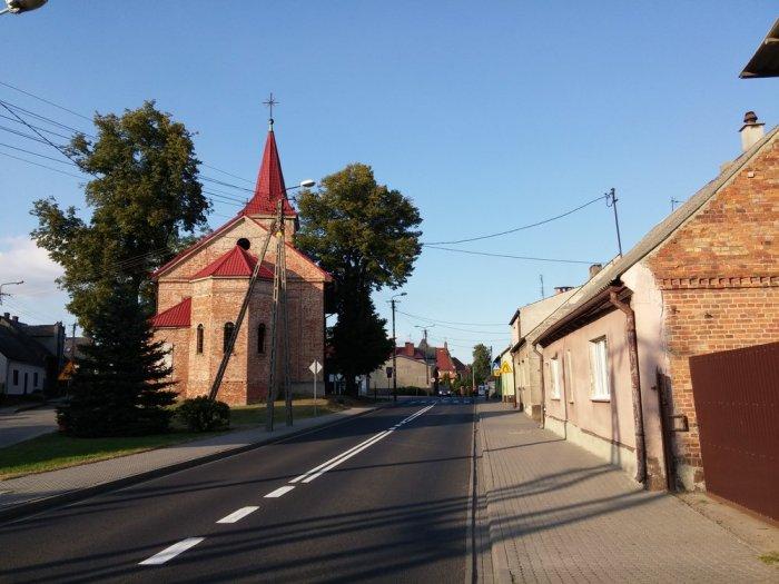 Village polonais