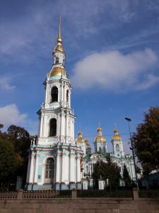 Cathédrale Saint-Nicolas-des-Marins-de-Saint-Pétersbourg