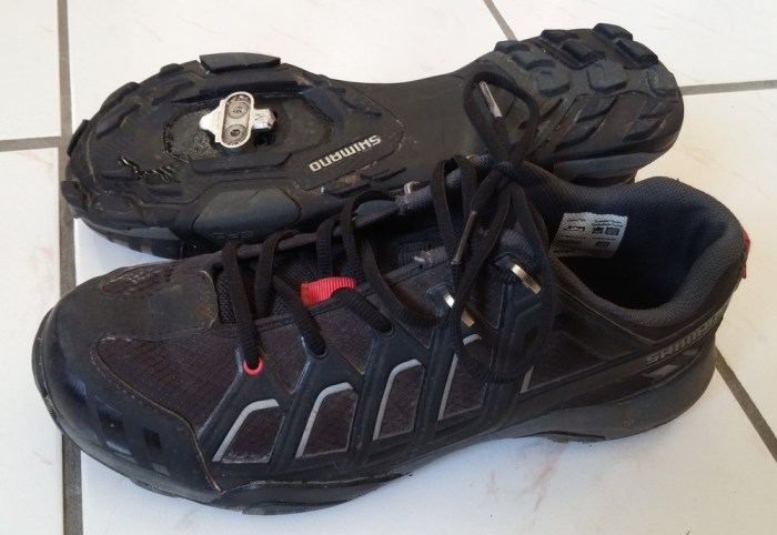 Chaussures Shimano SH-MT34L