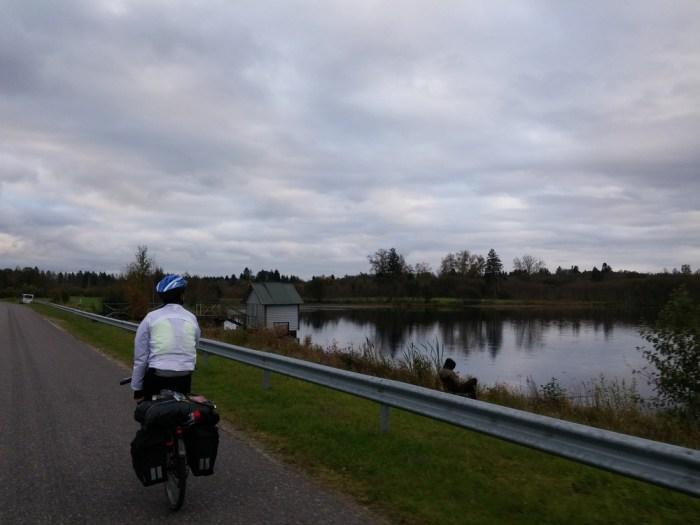 une rivière estonienne