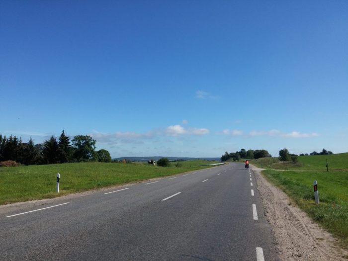 Route lituanienne