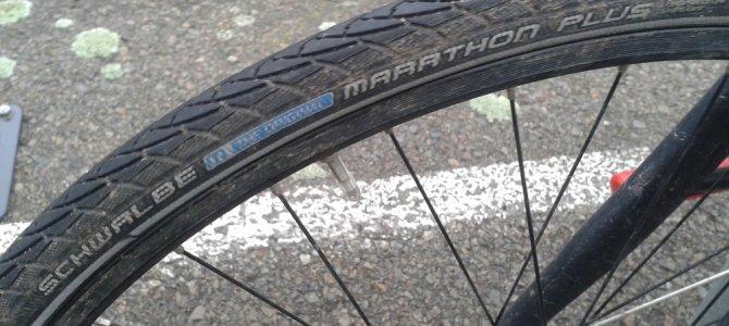 [TEST] Les pneus Schwalbe Marathon Plus en voyage à vélo