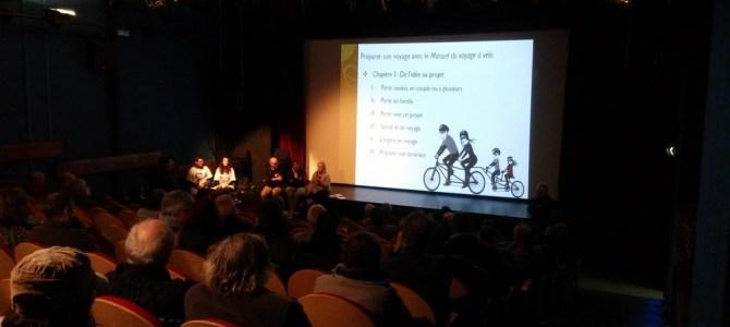 Nous étions au Festival International du Voyage à Vélo !