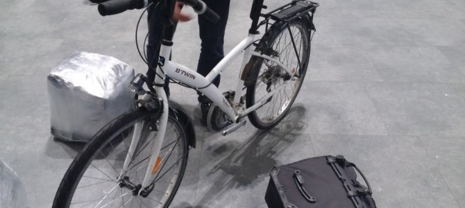 Comment prendre l'avion sans emballer son vélo ?