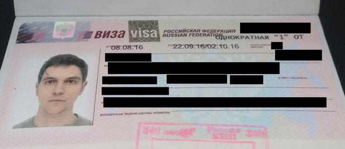 Visa russe pour un voyage à vélo