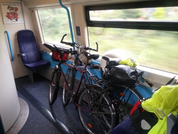 velos train regional anglais douvres londres