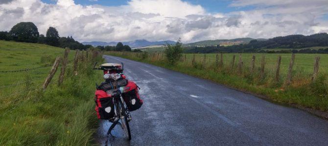 Highlands Trip, jours 2 à 4 : d'Edimbourg au Cairngorms National Park (155 km)