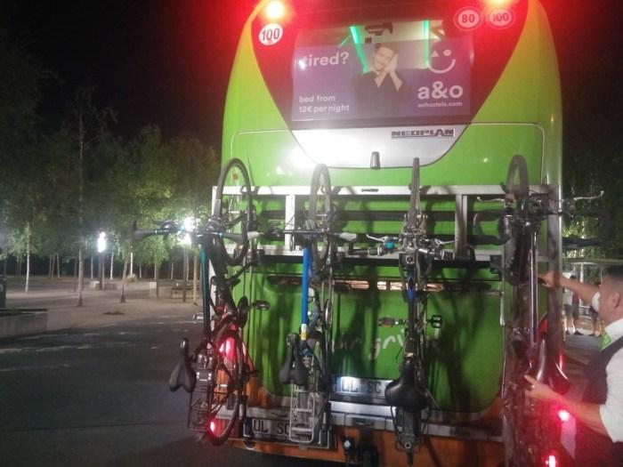 velos autocar flixbus