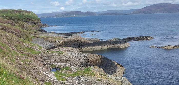 Îles Treshnish ecosse