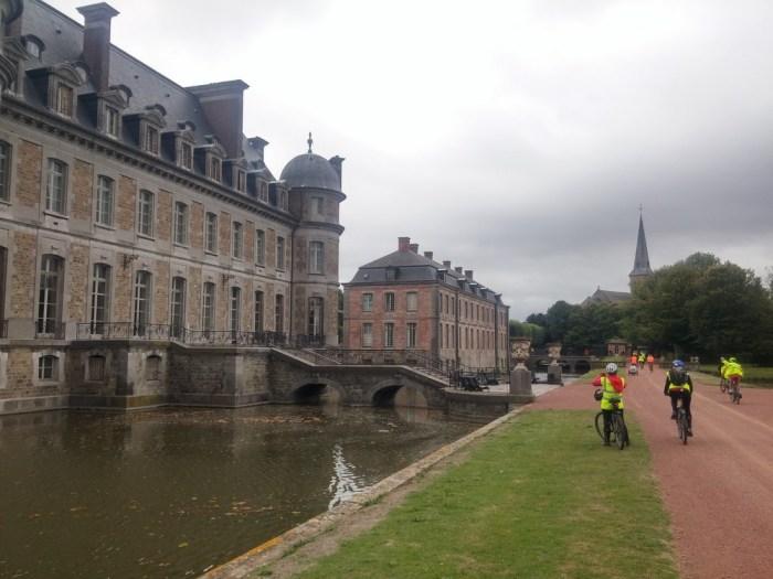 chateau de beloeil belgique