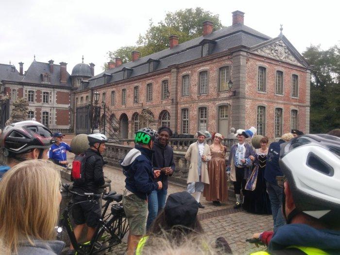 kamini chateau beloeil belgique