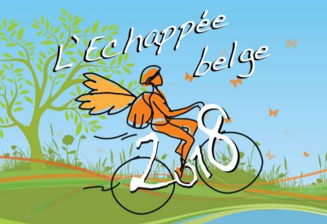 logo echappee belge 2018
