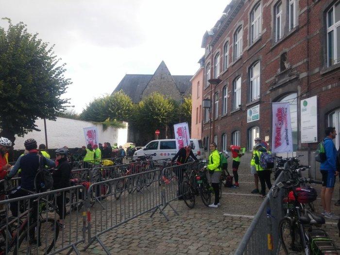 organisation etape echappee belge 2018