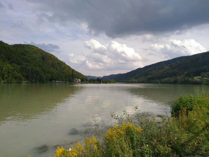 paysage danube autriche eurovelo 6