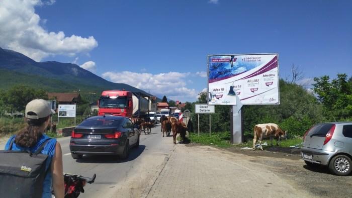 kosovo-decan-route