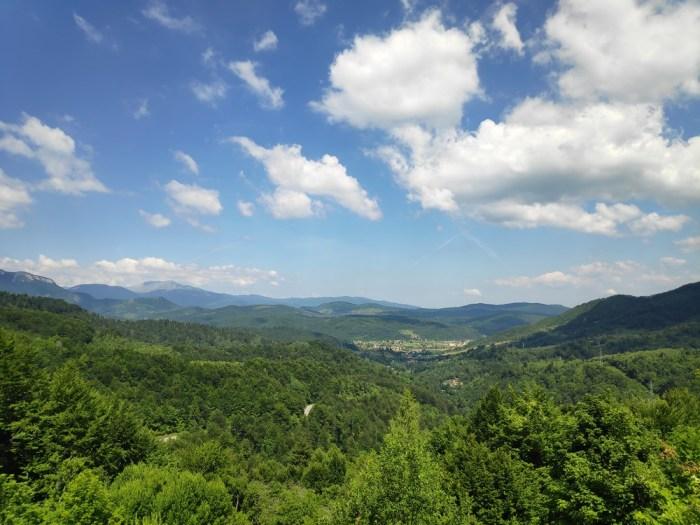 montagne de bosnie-herzegovine