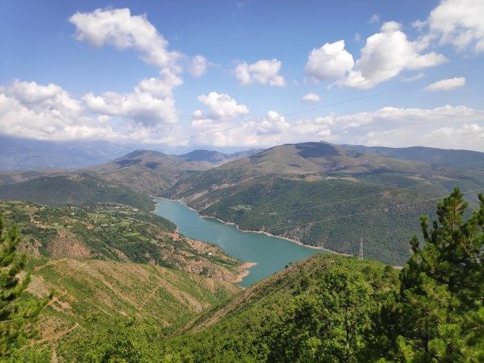 reservoir-fierza-albanie