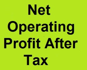 Net Operating Profit After Tax (NOPAT)