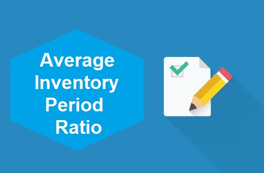 Definition of Average Inventory Period Ratio