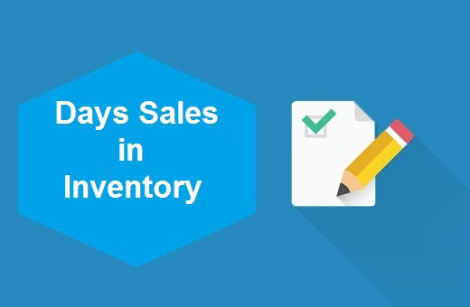 Definition of Days Sales in Inventory