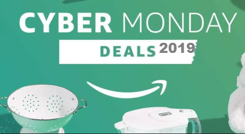 Amazon Cyber Monday Discount 2019