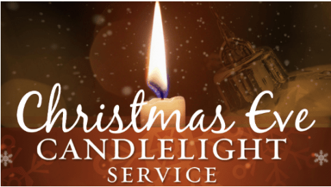 Christmas eve candlelight programs