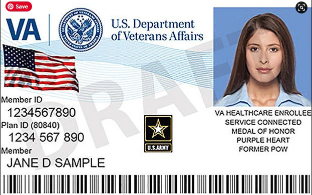How to get a Veterans ID card