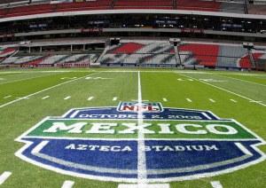 NFL regresará a México en 2019