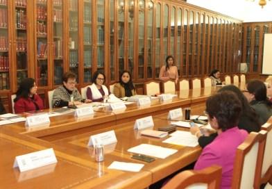 Comparece en Comisiones, titular de la Secretaría de Igualdad Sustantiva