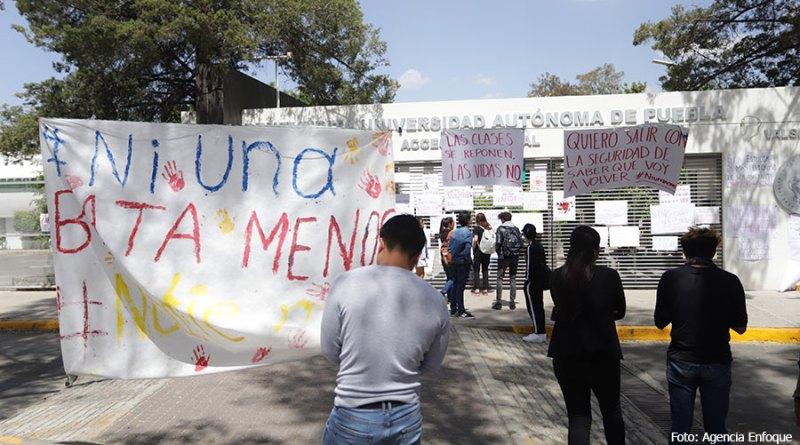 Día 3: Se extiende paro de estudiantes en Puebla