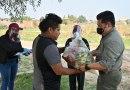 Gobierno de Coronango entrega de despensas a quien más lo necesita