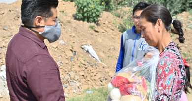 Concluye DIF de Coronango entrega de despensas por contingencia sanitaria