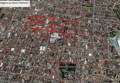 Comienza reapertura de calles en el Centro Histórico