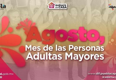 Anuncia DIF de Puebla Capital actividades en línea para adultos mayores