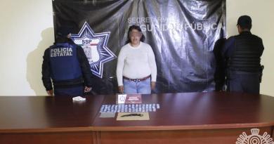 """Captura la Policía Estatal a «La Reina del Sur"""""""