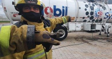 Atiende Protección Civil explosión en Tlaxcalancingo