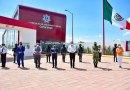 Inaugura Antonio Teutli el Complejo de Seguridad de Coronango