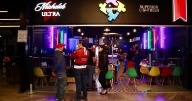 Protección Civil de San Andrés sanciona a dos restaurantes por no respetar medidas de prevención sanitaria
