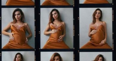 La modelo Emily Ratajkowski anuncia que está embarazada