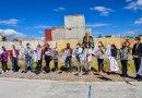 Inicia edil de Coronango construcción de aulas en primaria de Misiones de San Francisco